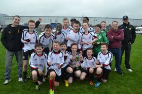 Letterkenny Crusaders Letterkenny and District U14 Division One Champions