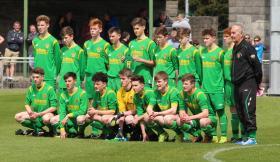 Donegal Schoolboys 1999s Inter League Semi FInal 2015