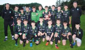 Ballyrine United U-14 2017