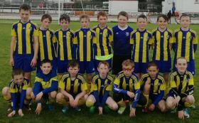 Fintown Harps U-13 National Cup 2017-18
