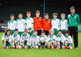 East Donegal Under 12 Representative Squad 2014