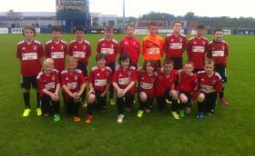 Swilly Rovers U12 Champions League Winners