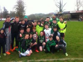 Dunkineely Celtic U12 Shield Winners