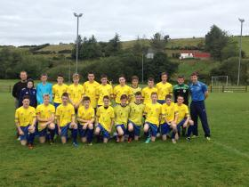 Copany Rovers U-16