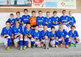 South Donegal Representative Squad (Finn Harps) Under 12