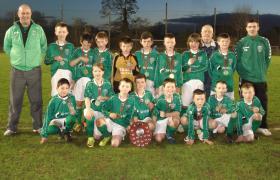 Drumkeen Utd, Winners Donegal Schoolboys East U12 League