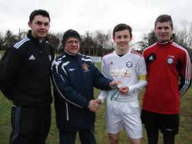 Cappry Rovers Under 16s 2013-14