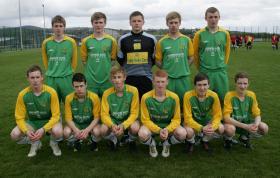 Donegal Schoolboys Under-16 Team