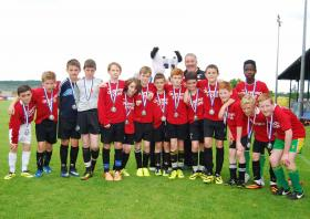 Swilly Rovers Under 12s Finn Harps Cup Runners Up 2014