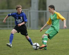 Under-15 Inter-League Quarter Final