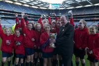 2012 Div 1 Cumann na mBunscol Winners - St. Brigid's