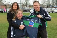 Sherry FitzGerald sponsor Jerseys for U12 (2003's) team