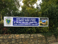 Good luck to Sinead, Emma and Niamh from all at Foxrock Cabinteely GAA Club