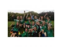 U12 Camogie Alan Cregan Cup Winners