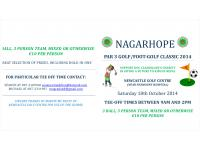 Hagarhope Golf Classic Saturday 9am Contact Seamus 0872189960