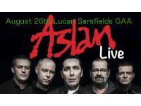 Aslan Live @ Lucan Sarsfields
