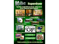 Tickets for the Super Draw on Sale Now