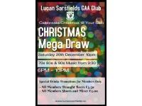 Mega Draw Tonight!