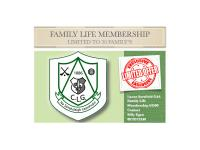 Limited Family Life Membership