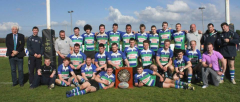 Gorey RFC Towns Plate Winners 2014