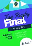 Tag Rugby Final 2018