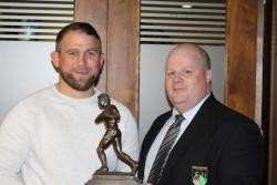 Kieran O'Gorman Senior Mens Player of the Year