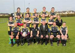 Longford RFC Canterbury Warriors
