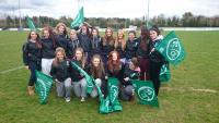 Naas Girls ready for tour to Wales