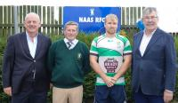 Major New Signing For Naas Rugby Club - Fionn Carr