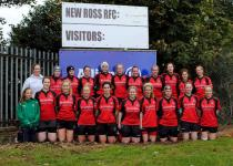 New Ross Ladies group