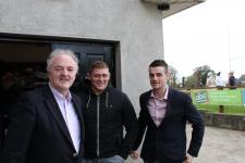 Brendan Murphy, Tadhg Furlong, Stephen Murphy