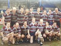 Vintage Stillorgan RFC