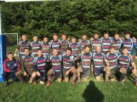 Stillorgan RFC 2nd XV 2015/16