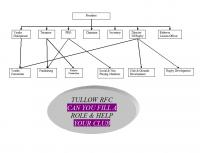 Tullow RFC Organisational Chart