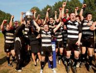 Belvo win the 2010-2011 Ulster Bank AIL Cup