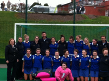 LHA U21 Women - Interpro Winners 2012