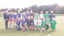 Dublin North HC and Glenanne HC