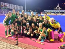 Irish Women WL2 MAS