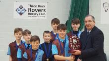 Three Rock Rovers U14 Shield Champs