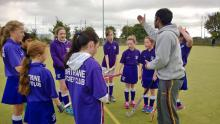 Portrane Junior Girls Hockey
