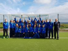 LHA Ladies Jnr Ipro Team 2018