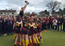 Kilkenny College SESG Champs