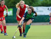 EuroHockey U18 Ire v Wales