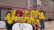 RUHC LHA Indoor Champs 17-18