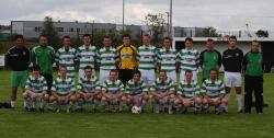 Cockhill Celtic FC League Cup 2011