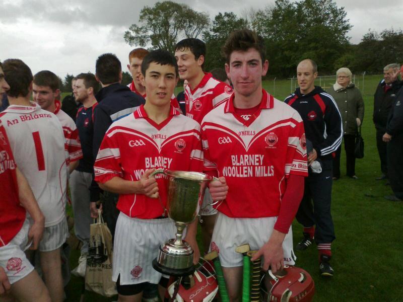 Anthony O'Shea & Barra O'Connell
