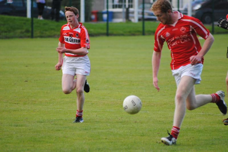 Minor Football Championship v Courcey Rovers - July 20th 2012