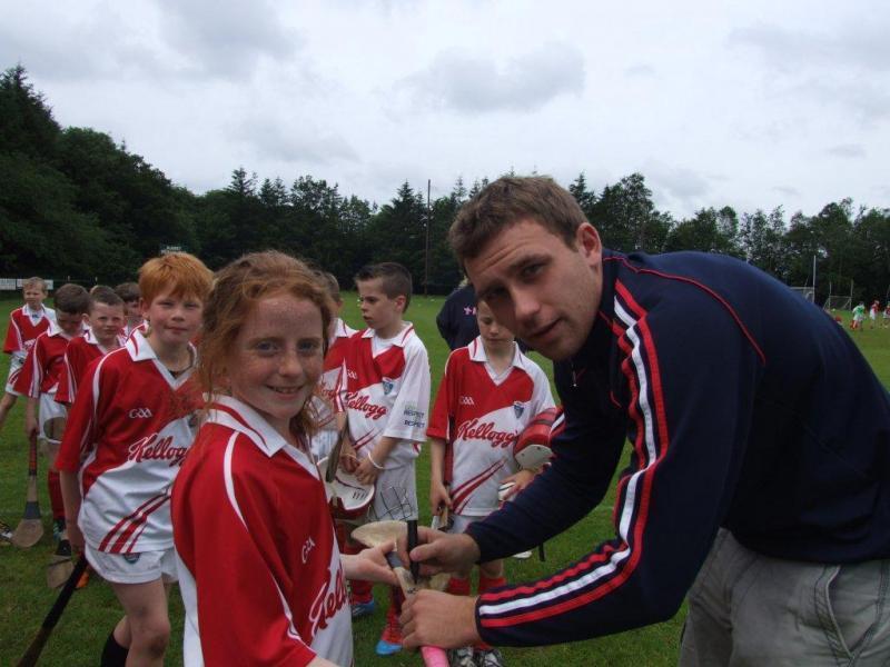 Blarney GAA Cúl Camp 2012