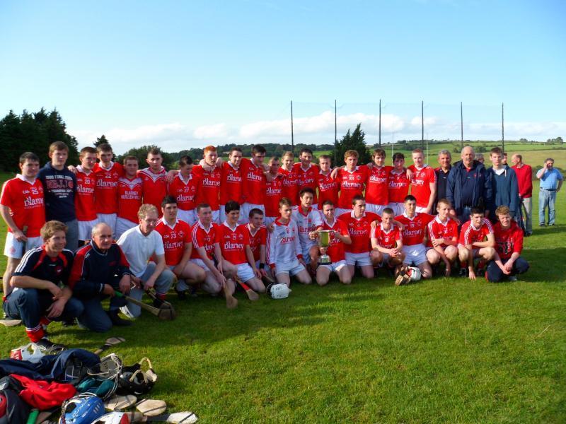 Blarney U21 Mid-Cork Hurling Championship Winners 2012