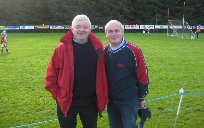 Kevin Kelleher & Micheal O'Shea